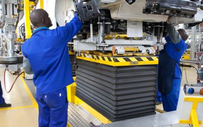TSHWANE'S AUTOMOTIVE SECTOR A CATALYST FOR SOUTH AFRICA'S MANUFACTURING RECOVERY