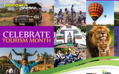 CITY OF TSHWANE COMMEMORATES TOURISM MONTH 2021